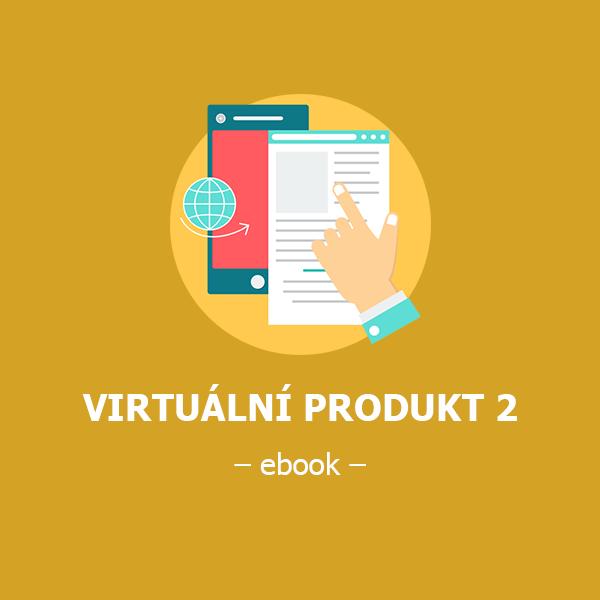 Virtuální produkt 2