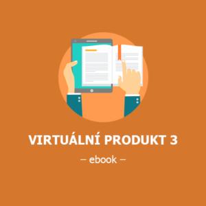 Virtuální produkt 3