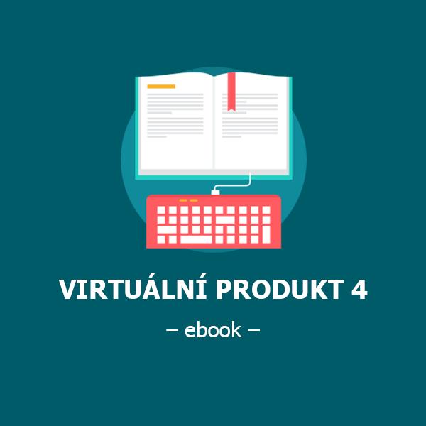 Virtuální produkt 4