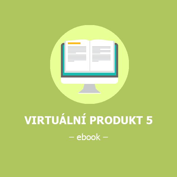 Virtuální produkt 5